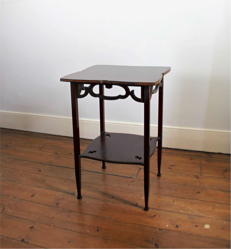 Nouveau Arts and Crafts occasional table