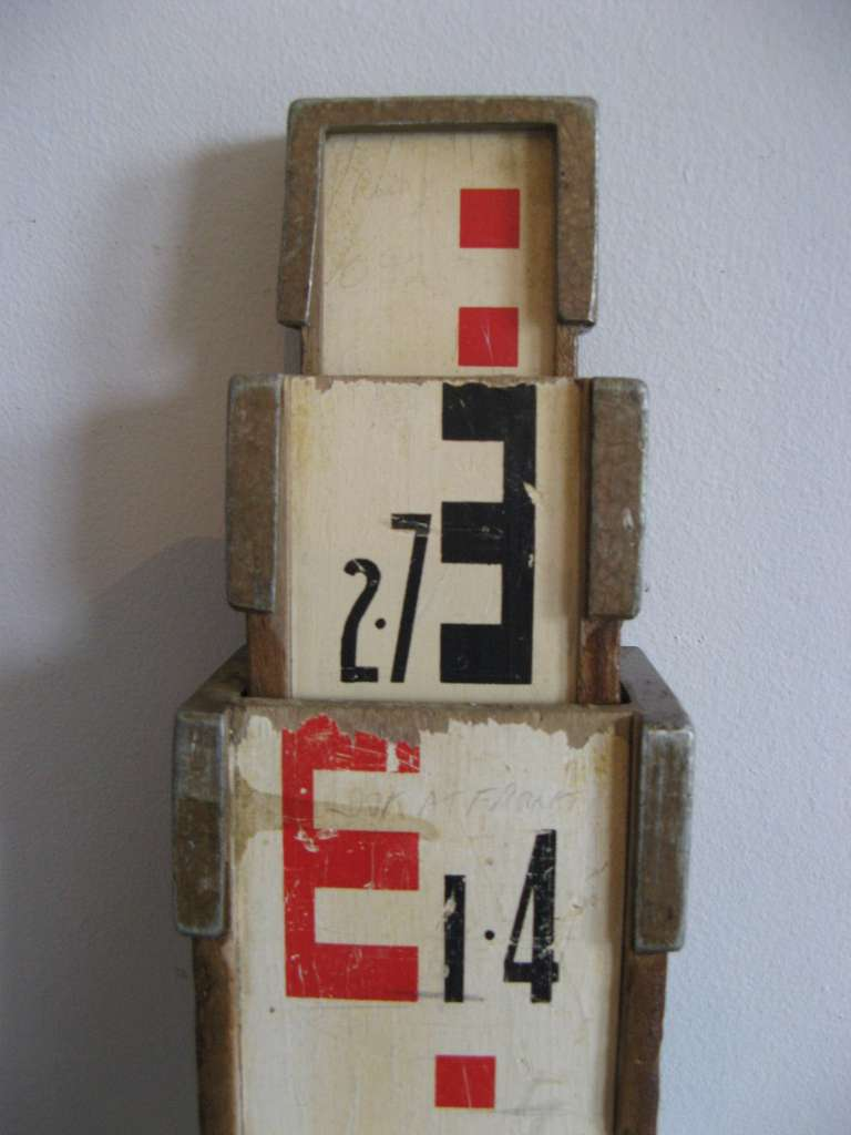 Old surveyors measure