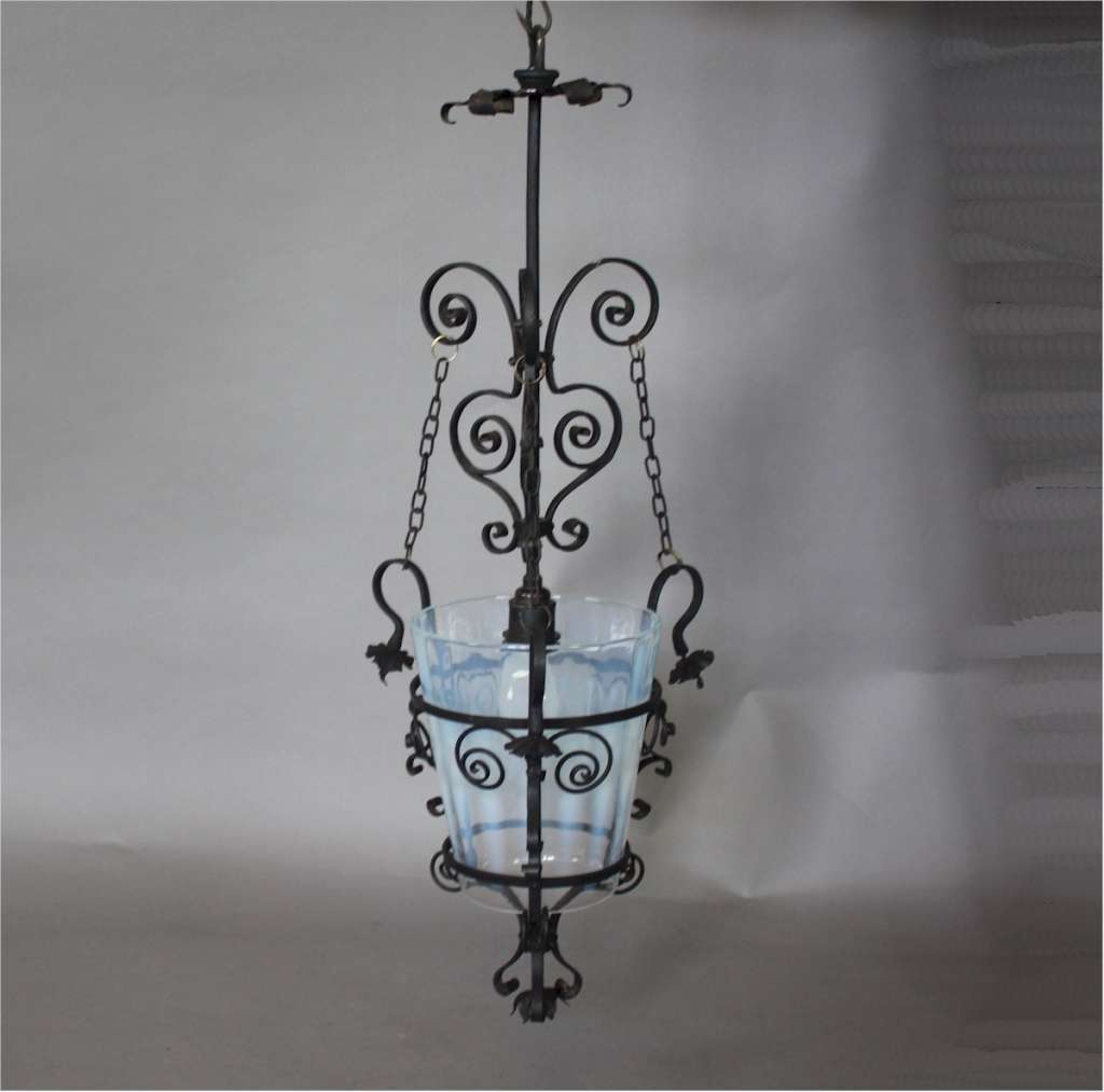Aesthetic Movement hanging lantern