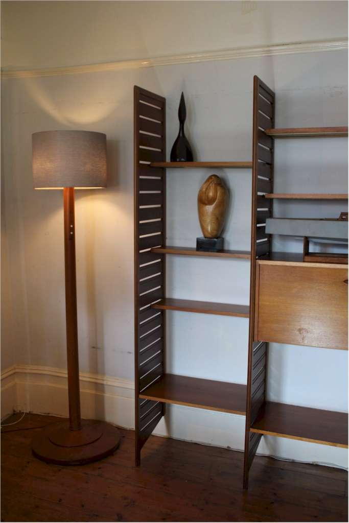 Ladderax shelving system by Staples London