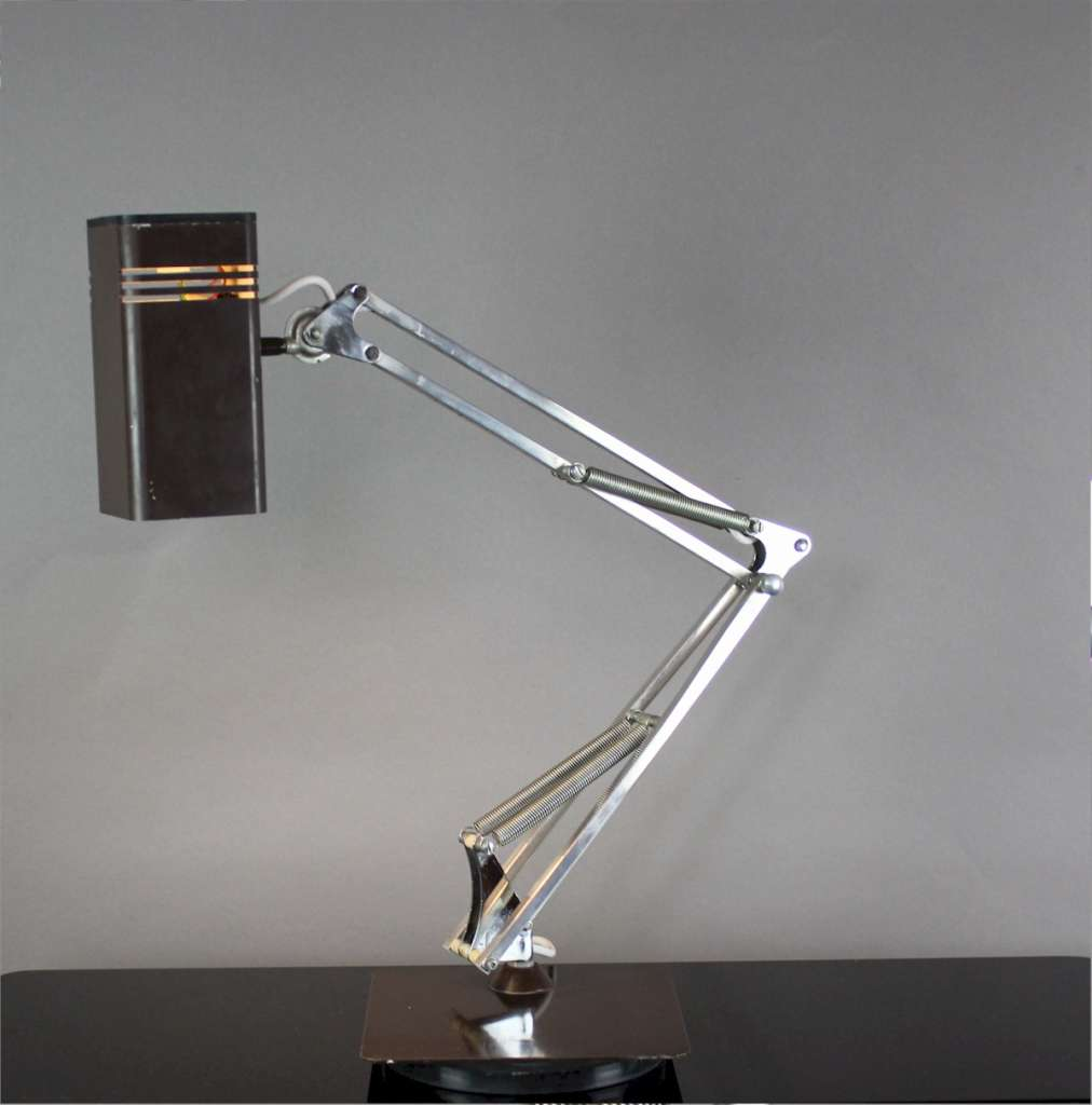 Anglepoise lamp by Fase of Madrid c1970