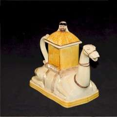 Novelty Camel teapot by Tony Woods.
